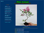 mini-bonsai by kyosuke Gun and Sachiko